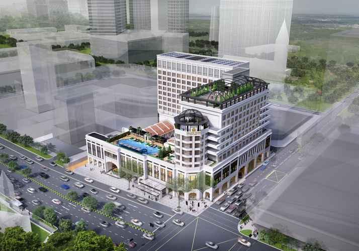 EXTERIOR_BUILDING Grand Park City Hall
