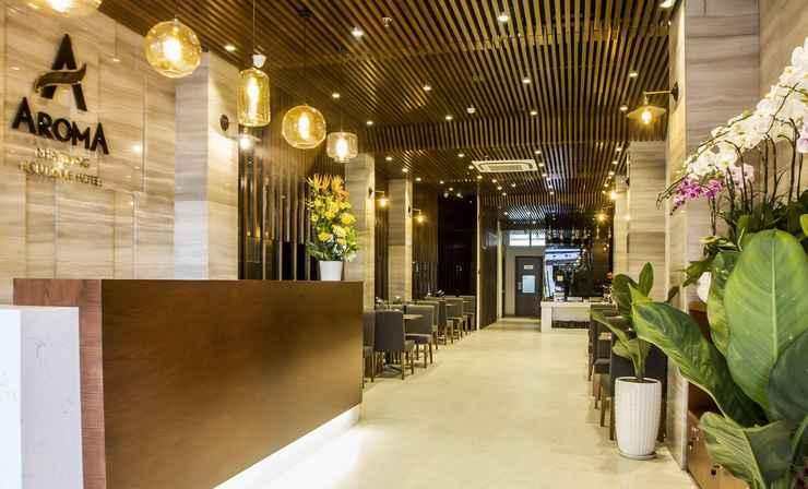 LOBBY Khách Sạn Aroma Boutique Nha Trang