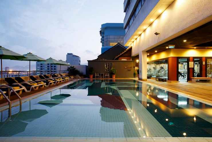 SWIMMING_POOL โรงแรมเซ็นทาราหาดใหญ่