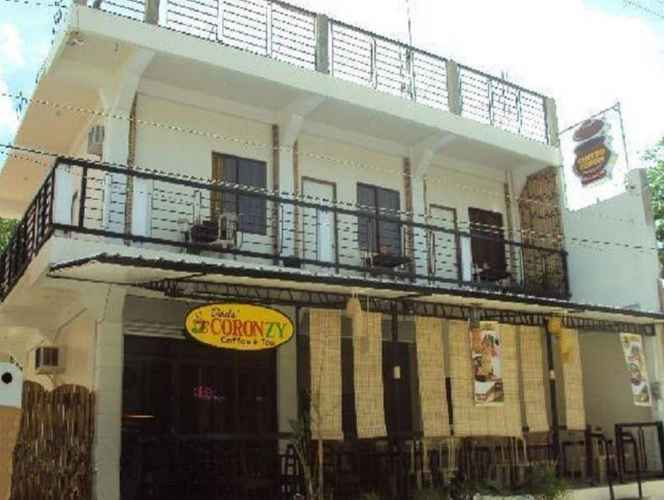 EXTERIOR_BUILDING Centro Coron Bed and Breakfast