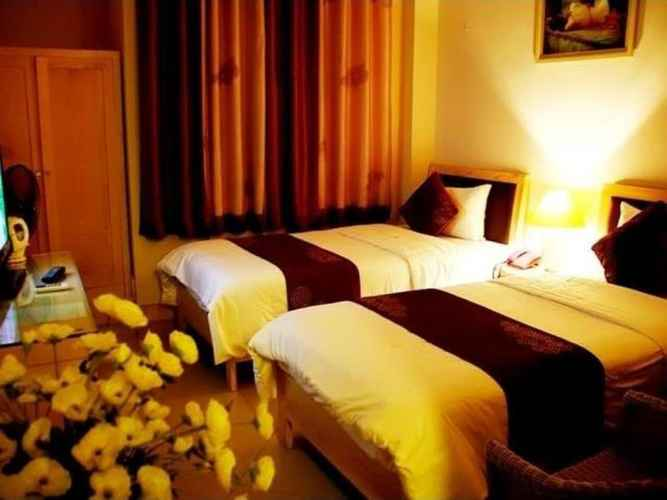 BEDROOM Khách sạn Sài Gòn Pearl - Hoang Quoc Viet