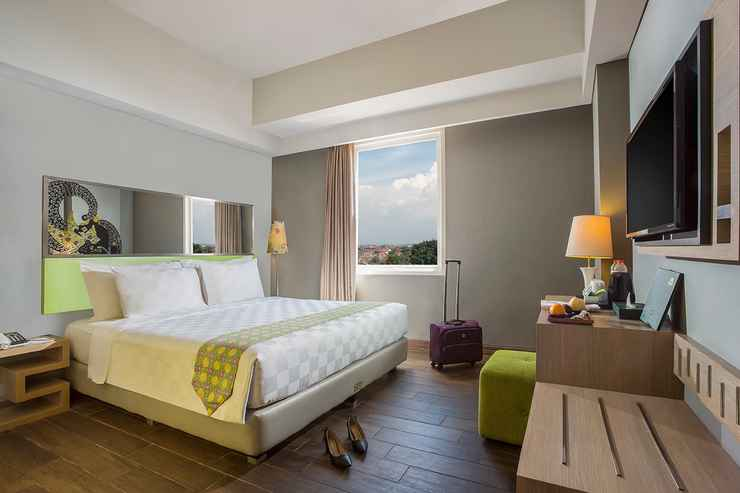 BEDROOM Pesonna Hotel Pekalongan