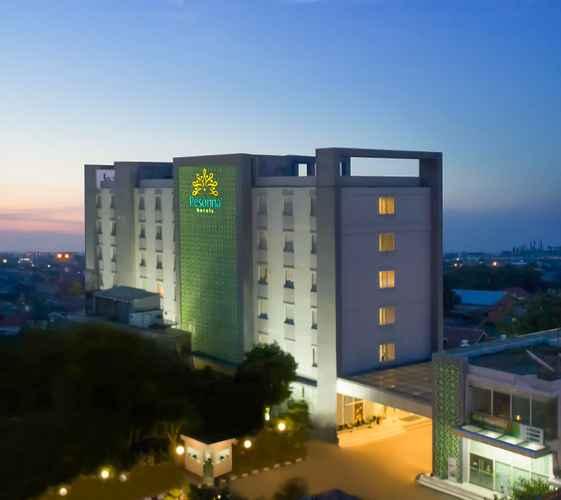 EXTERIOR_BUILDING Pesonna Hotel Pekalongan