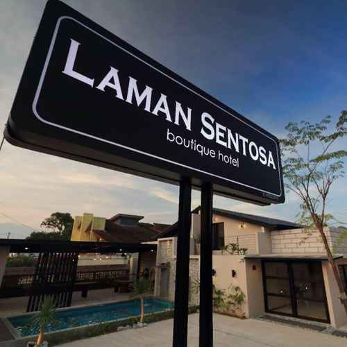 EXTERIOR_BUILDING Laman Sentosa Boutique Hotel