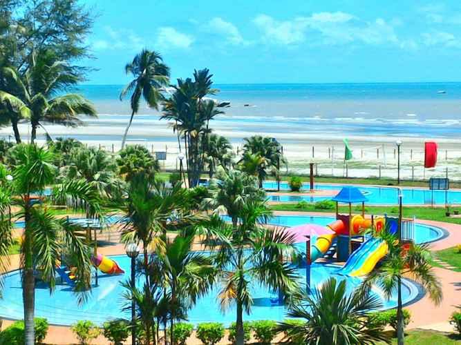 SWIMMING_POOL De Rhu Beach Resort