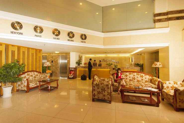LOBBY Khách sạn TTC Deluxe Tân Bình