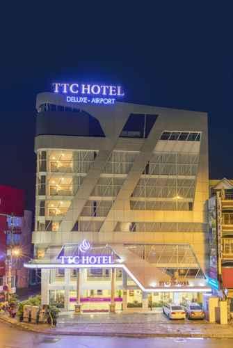 EXTERIOR_BUILDING Khách sạn TTC Deluxe Airport