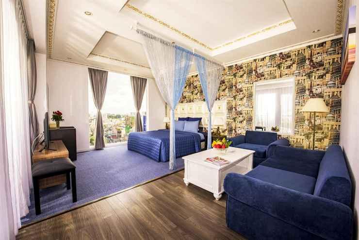BEDROOM Khách sạn Golden Crown