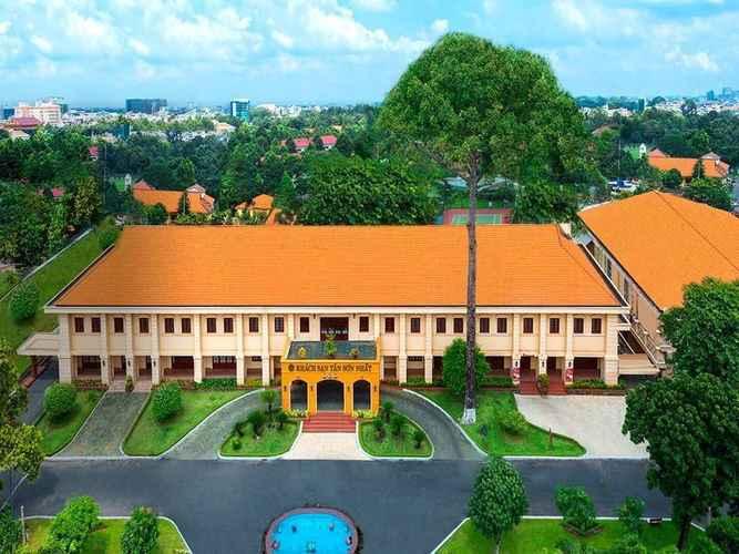 EXTERIOR_BUILDING Khách sạn Tân Sơn Nhất 1