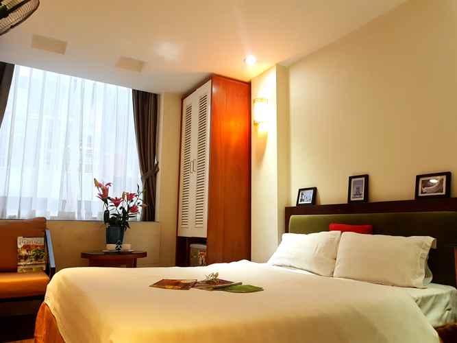 BEDROOM Tran Gia - Tay Ket Hotel