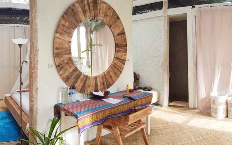 Manulalu Bed & Breakfast Ngada - Jungle Villa for 2 with Breakfast