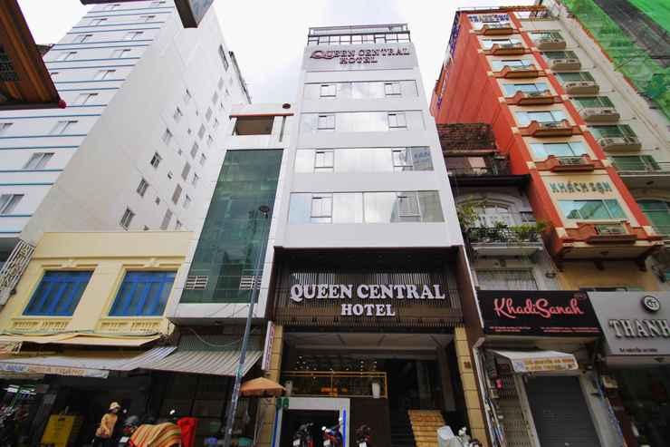 EXTERIOR_BUILDING Khách sạn Queen Central