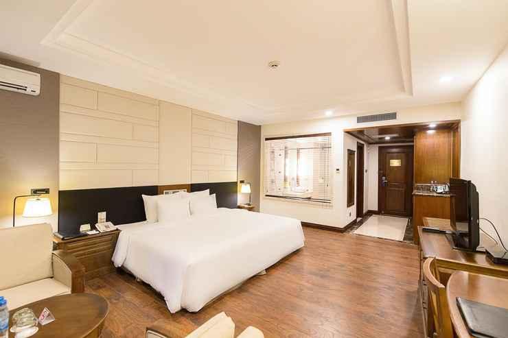 BEDROOM Khách sạn Saigon Halong