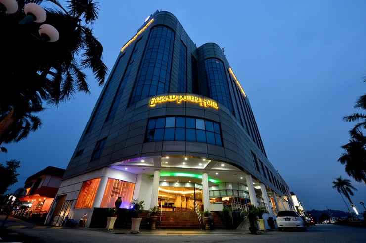 EXTERIOR_BUILDING Emerald Puteri Hotel