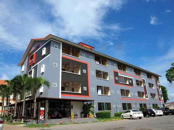 EXTERIOR_BUILDING แกรนด์ อีซี เซอร์วิส อพาร์ตเมนท์ ระยอง