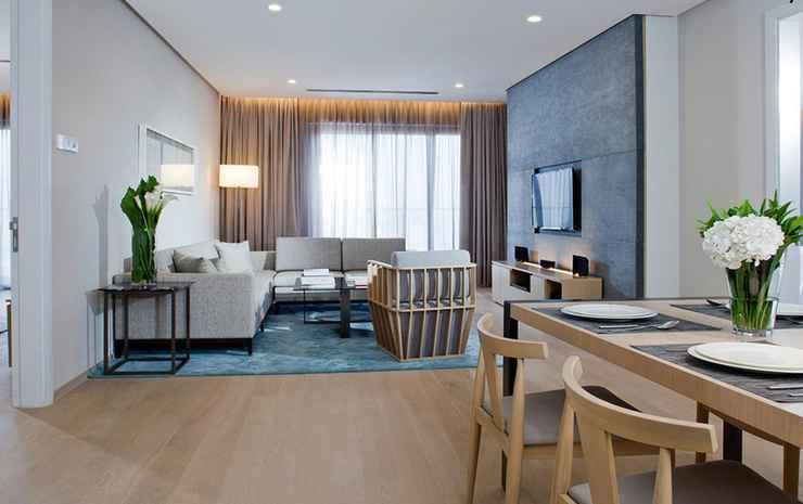 Fraser Residence Kuala Lumpur Kuala Lumpur - Two Bedroom Deluxe inclusive of breakfast