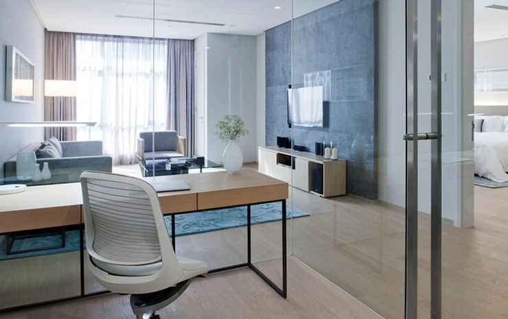Fraser Residence Kuala Lumpur Kuala Lumpur - One Bedroom Executive inclusive of breakfast
