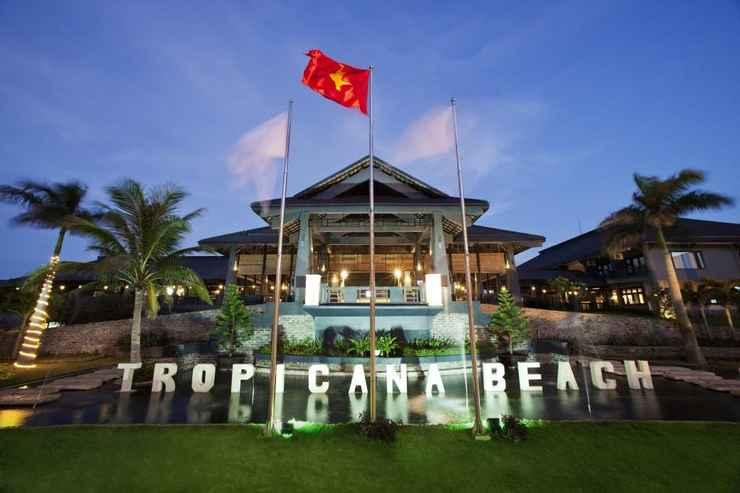 EXTERIOR_BUILDING Tropicana Beach Resort