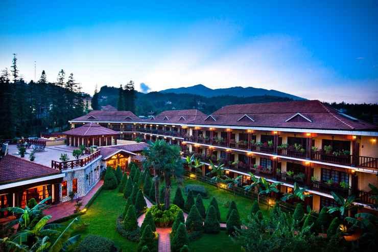 EXTERIOR_BUILDING Victoria Sapa Resort & Spa