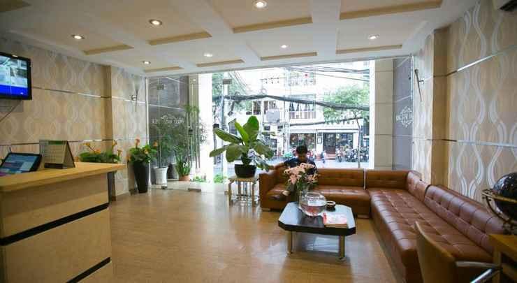 LOBBY King Star Hotel Thai Van Lung