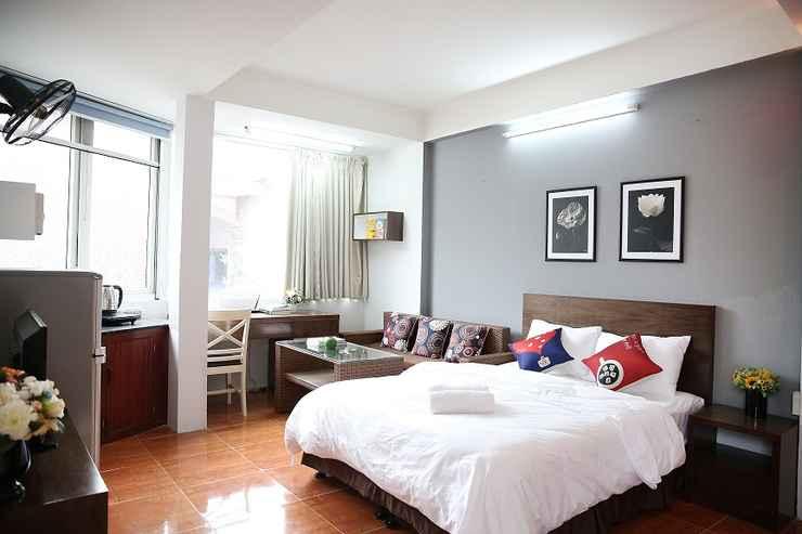 BEDROOM V-Studio Hotel Apartment 2