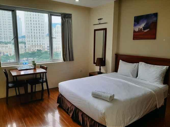 BEDROOM V-Studio Hotel Apartment 3