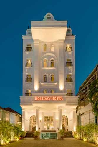 EXTERIOR_BUILDING Holiday Hotel Phú Quốc