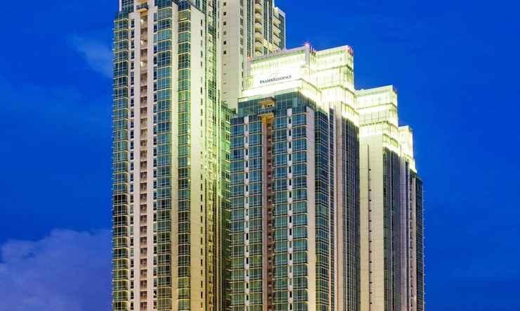 EXTERIOR_BUILDING Fraser Residence Sudirman Jakarta