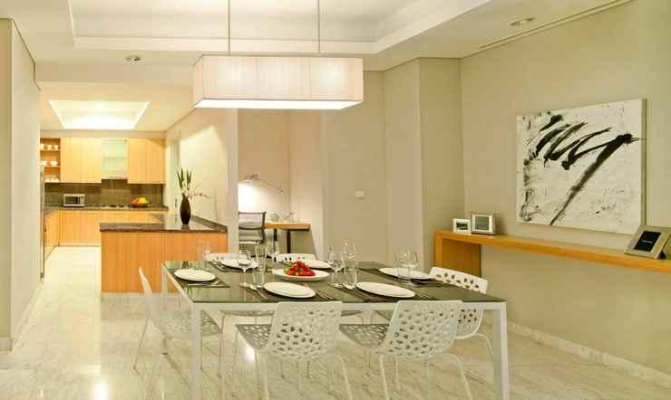 BEDROOM Fraser Residence Sudirman Jakarta