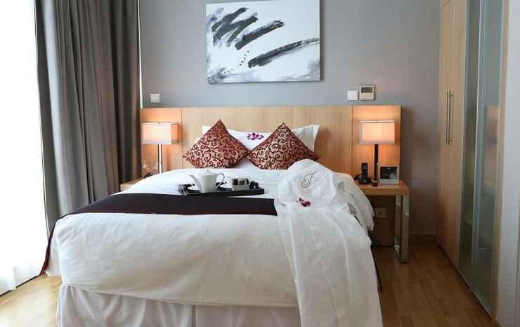 Fraser Residence Sudirman Jakarta  Jakarta - One Bedroom Deluxe Room Only