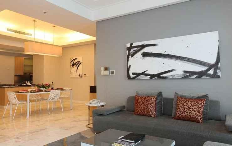 Fraser Residence Sudirman Jakarta  Jakarta - Two Bedroom Premier Room Only