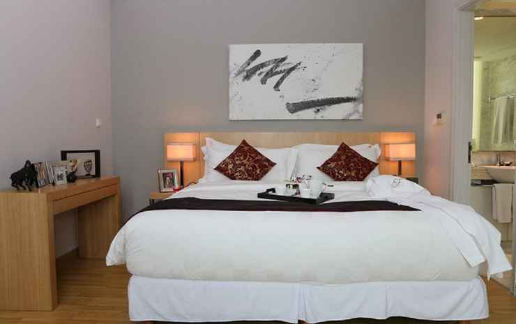 Fraser Residence Sudirman Jakarta  Jakarta - Three Bedroom Deluxe Room Only