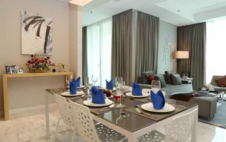 Fraser Residence Sudirman Jakarta  Jakarta - Three Bedroom Premier Room Only