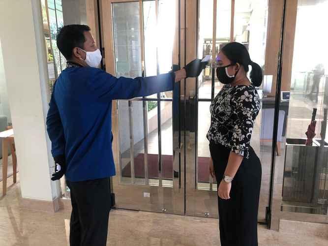 HYGIENE_FACILITY Fraser Residence Sudirman Jakarta