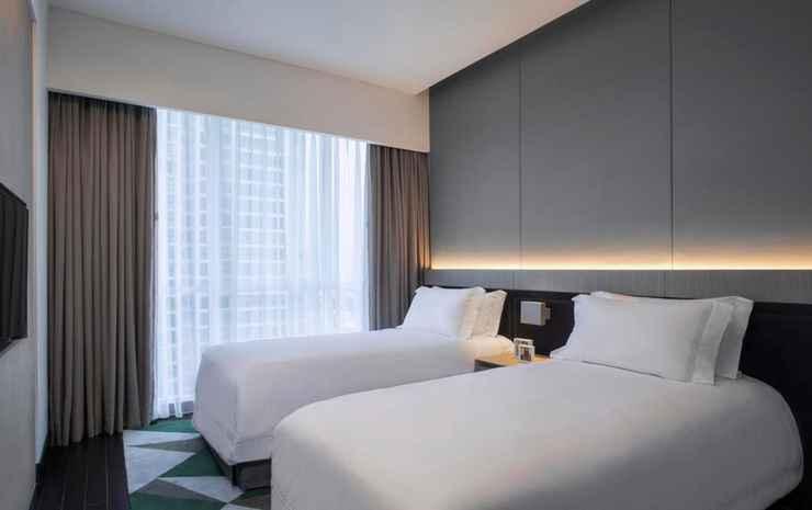 Fraser Place Setiabudi Jakarta Jakarta - 2 Bedroom Executive Twin