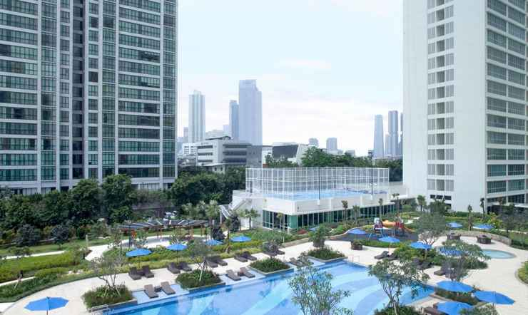 SWIMMING_POOL Fraser Place Setiabudi Jakarta