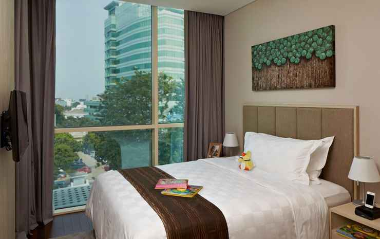 Fraser Residence Menteng Jakarta Jakarta - 3-Bedroom Premier
