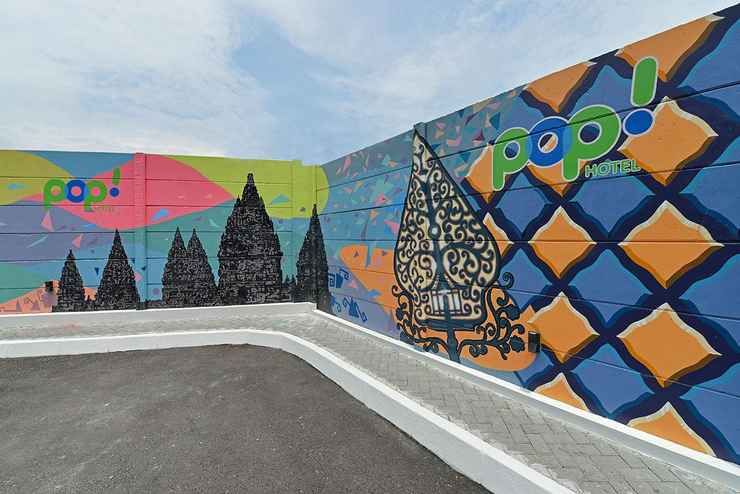 EXTERIOR_BUILDING POP! Hotel Timoho, Yogyakarta