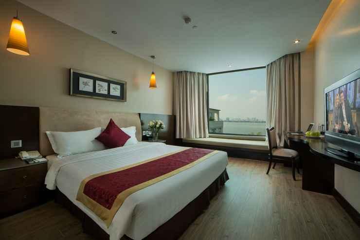 BEDROOM The Hanoi Club Hotel & Residences