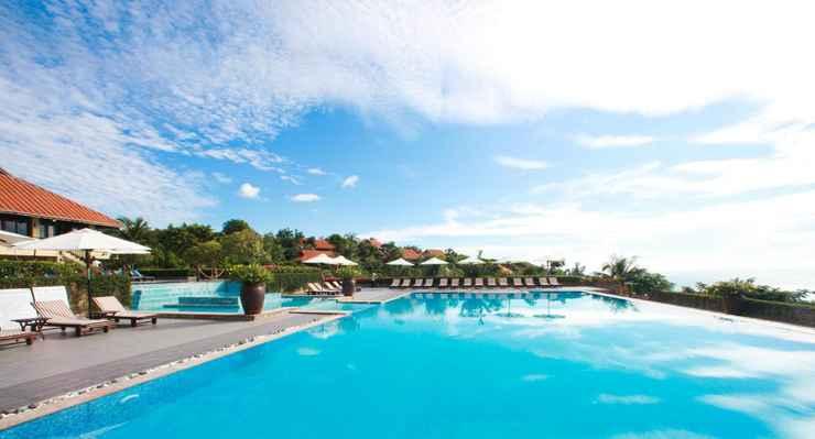SWIMMING_POOL Romana Resort & Spa