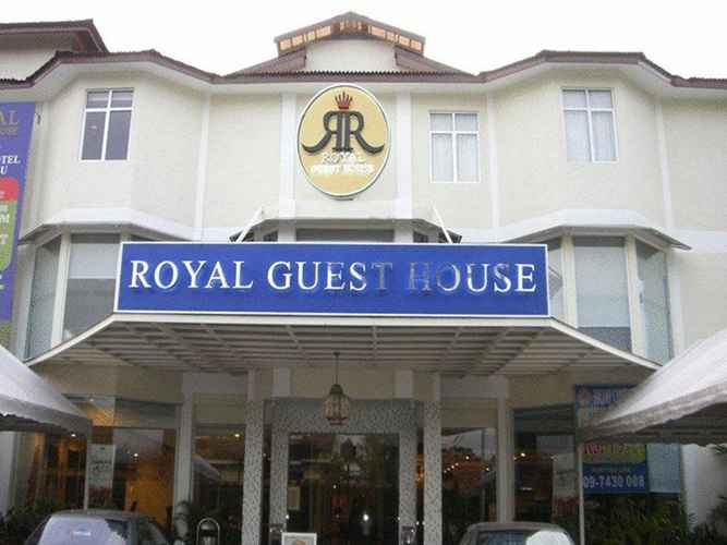 EXTERIOR_BUILDING Royal Guest House