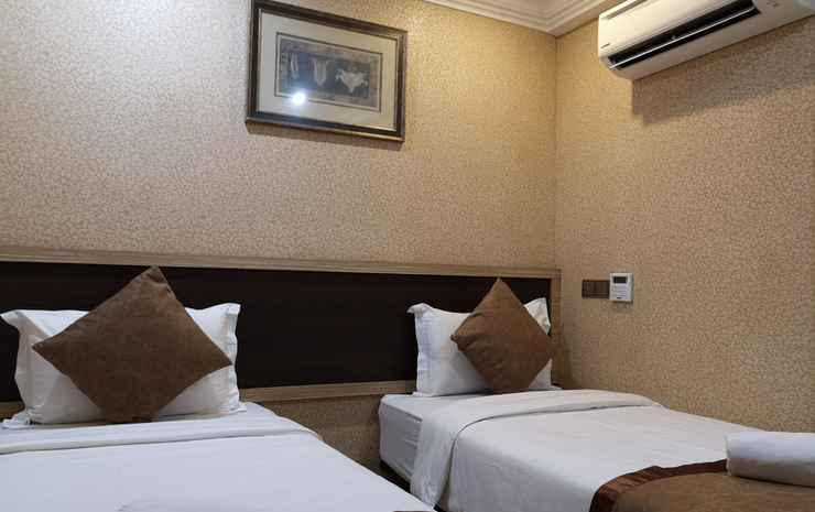 Grand Palace Hotel Kuala Lumpur - Standard Twin Room