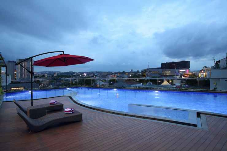 SWIMMING_POOL Grandhika Hotel Pemuda Semarang