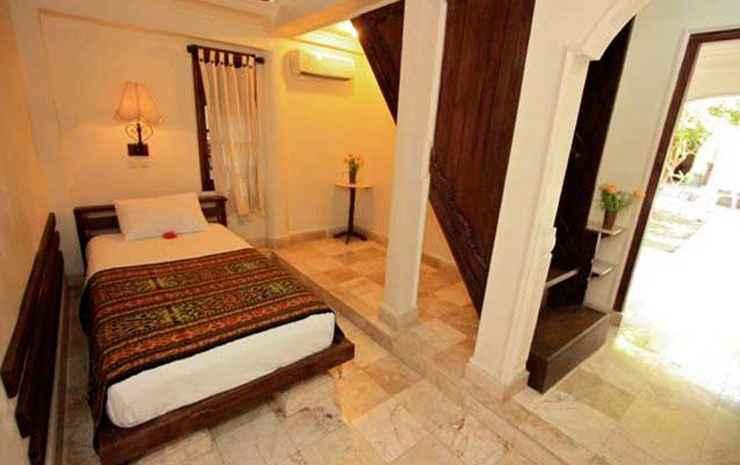 Martas Hotel Gili Trawangan Lombok - Family Bungalow (4 adult)