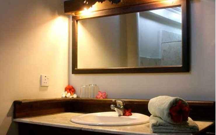 Martas Hotel Gili Trawangan Lombok - Triple Bungalow