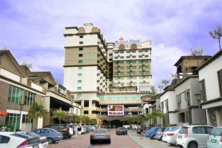 EXTERIOR_BUILDING Aroma Hotel Butterworth