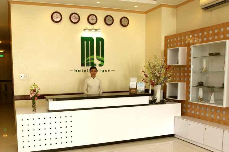 LOBBY Khách sạn Mekong 9 Saigon