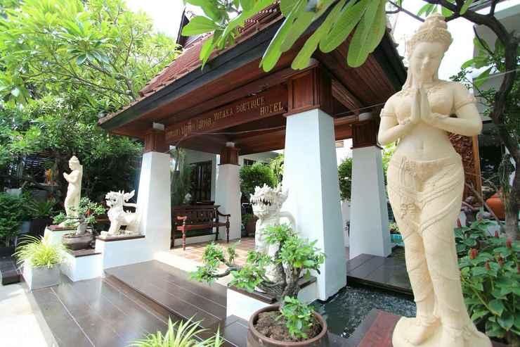 EXTERIOR_BUILDING Yotaka Boutique Hotel Bangkok