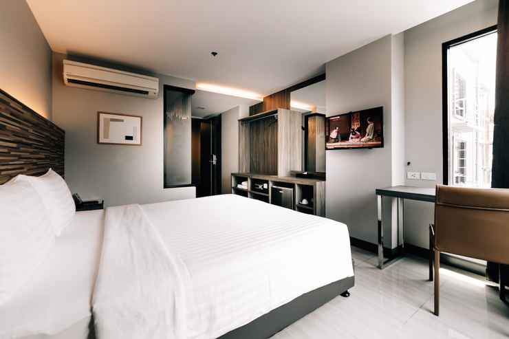 BEDROOM Spenza Hotel