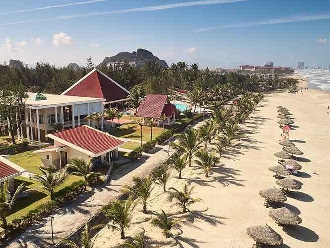 EXTERIOR_BUILDING Sandy Beach Resort Danang